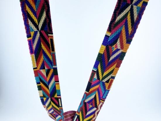 Bandoulière amovible aztèque