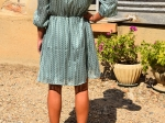 Robe manches longues (M)