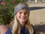 Headband simple gris, adulte ou enfant