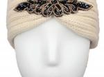 Headband bijoux blanc, adulte ou enfant