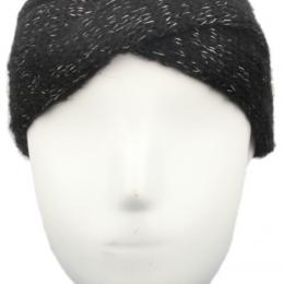 Headband simple, adulte ou enfant, noir