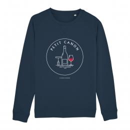 Sweat-shirt Homme - coton bio - Premier Cercle - Petit Canon