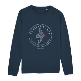 Sweat-shirt Homme - coton bio - Premier Cercle - Bécasse Club