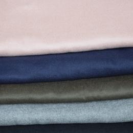 Cape en soie, laine et coton